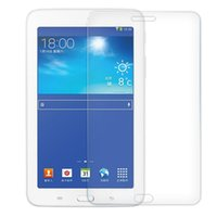 Wholesale screen for tablet pc online - Tempered Glass Screen Protecter For Samsung Galaxy TAB S4 A2 inch Tablet PC Screen Protectors Film