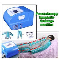 presión de aire de vacío al por mayor-Nuevo profesional Presoterapia Presión de aire cuerpo entero desintoxicación adelgazante drenaje linfático masaje corporal conformación máquina de vacío