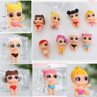 Wholesale different styles dolls for sale - Group buy LOL Doll different Styles MIni LOL Model Toys Educational Novelty Kids Unpacking Girl Action Toy Figures Gifts