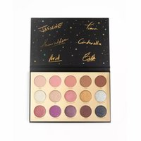 Wholesale famous brand eyeshadow resale online - Designer collection color eyeshadow by famous brand DHL free ship Great quality