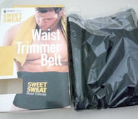 d4524883e8 Hot Sweet Sweat Premium Waist Trimmer Unisex Belt Slimmer Exercise Waist  Wrap With Retail Package Free shipping