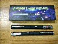 ingrosso modello a puntatore laser verde-Miglior puntatore laser verde 2 in 1 modello di tappo a stella 532nm 5mw Penna puntatore laser verde con luce caleidoscopio laser testa a stella con pacchetto DHL