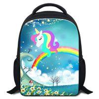 linda mochila de guarderia al por mayor-Mochila de escuela de mochila de kindergarten de 12 pulgadas para niños mochila linda de unicornio con mochila escolar de mochila impresa para niños mochila de mochila de mochila para niños