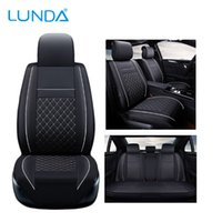 Wholesale Hyundai Design - HIGH quality car seat covers set for vw Hyundai iX25 Toyota RAV4 auto interior accessories luxury design leather seat protector