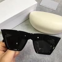 diseñador de la marca abrigos para mujer al por mayor-Gafas de sol de diseñador para hombres 41468 Gafas de sol de hombre para mujer Gafas de sol para mujer Gafas de sol de moda para hombre Protección UV