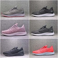 Wholesale air pegasus - 2018 Wmns Newest ZOOM PEGASUS 35 Men Women Breathable Running Shoes Air Fly Sports Sneakers Walking Jogging Lunar Sneakers with Box