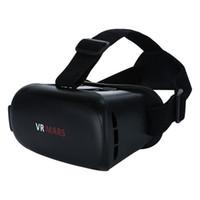 universal 3d vr al por mayor-SCLS Universal ABS VR01 3D VR gafas de realidad virtual 3D Gafas para teléfono inteligente de 4.7
