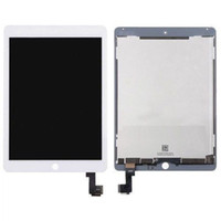 Wholesale high copy lcd resale online - Quality LCD Touch Screen Digitizer Replacement Parts For iPad Air iPad High Copy White Black