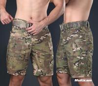calça de carga marrom para homens venda por atacado-Warchief multicam preto trópico tático calça camuflagem calças de carga homens coyote marrom lobo cinza (stg051132)