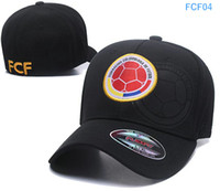Wholesale Pink Artificial Grass - good price Men sunhat FCF FLEXFIT football caps Adjustbale Caps women strapback snap back Hats Snapback Cap Headware