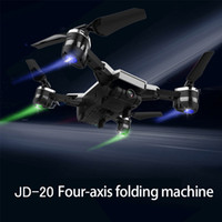 Wholesale Brand Fi - JD-20 Mini RC Drone 4-Axis 2.4GHz 720P HD Wi-Fi Camera 3D Roll 120° Angle Headless Mode Selfie Pocket Smart Altitude Hold Hover Drone