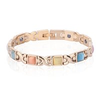 europa-perlen-art und weisearmband großhandel-2018 heiße Katzenauge Armband Europa und die Vereinigten Staaten Frauen Mode Charme magnetische Perlen Schmuck Großhandel unabhängige Verpackung