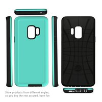 Wholesale Plastic Paint Green - For Samsung S9 S8 Plus J7 J3 Prime Leather Paint oil Phone Cases For Iphone 6 7 8 X Aomor Phone Case