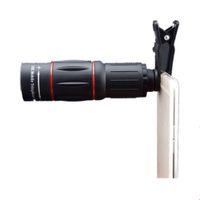 óculos monoculares venda por atacado-Câmera Teleobjetiva Universal Telescópio Monocular de Alta-definição de Visão Noturna de Luz Baixa Concerto Óculos Acessório Bun