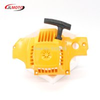 Wholesale Chainsaw Starter - 1pc P350 chainsaw starter Fit For Partner 350 351 Gasoline Chain Saw Petrol saw parts pull recoil starter