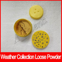 Wholesale Natural Collection Foundation - 2018 Newest Foundation The weather Collection lightning Bolt Ultra Glow highlighter Loose Powder foundation free shipping