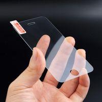 iphone 5c covers achat en gros de-NOUVEAU 9H Trempé Protecteur D'écran En Verre pour IPhone 7 7 7 Plus 4 4S 5 5S 5C 5SE 6 6S Plus Couverture Téléphone Cas Film De Protection