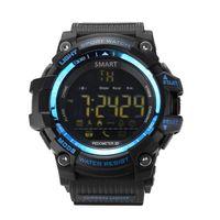 ingrosso smartphone blu-Orologio militare intelligente da uomo, orologio da polso sportivo impermeabile Bluetooth esterno con smartphone Android e IOS (blu)