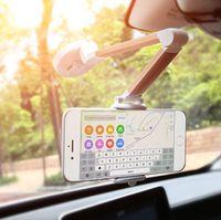Wholesale pop holders resale online - New Degree Rotating Pop Car Phone Holder Socket Universal Phone Desktop Stand Holder for iPhone Samsung Xiaomi
