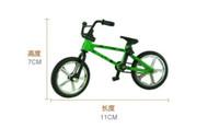 martillo de plástico para niños al por mayor-Mini aleación modelo de coche ensamblaje juguetes de la bicicleta Kids rompecabezas modelo adornos M mountain mountain bike SUV adornos de regalo colgante al por mayor