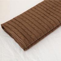 осеннее одеяло оптовых-Comfortable and soft Coffee Spring/Autumn Summer 100% Cotton Adult Blanket Sofa Blanket Cobertor 110*180cm