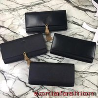 Wholesale cell phone body strap for sale – best Hot sell fashion women bag designer genuine leather cross body with chain strap and tassel women bag