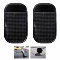 Wholesale Padded Dash - Universal Multifunctional Anti Slip Car Mat Dashboard GPS Phone Holder Non-slip Mat Car Dash Sticky Pads