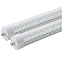 fa8 smd2835 führte rohr großhandel-LED T8 FA8 Single Pin LED Lichter 2ft 3ft 4ft 10W 14W 18W SMD2835 LED Leuchtstoffröhre Lampen AC110-265V