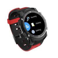 ingrosso monitor cronometro-2018 orologio intelligente bluetooth FS08 impermeabile IP68 Swim GPS Sport Fitnes Tracker cronometro cardiofrequenzimetro da polso per Android