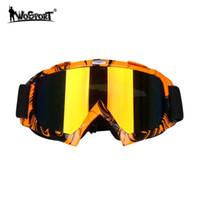 лыжи солнцезащитные очки глазные лыжи оптовых-UV400 сноуборд лыжные очки Очки спортивные солнцезащитные очки глаза протектор полосы
