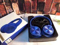 ingrosso stock di carta di qualità-Cuffie stereo Bluetooth CH700 Auricolari Bluetooth con supporto microfono Carta di TF di alta qualità per telefoni intelligenti In magazzino DHL gratuito