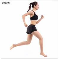 Wholesale Ms Fitness - DIQIAN Ms. Quick-drying breathable running fitness shorts with lined outdoor sports hot shorts