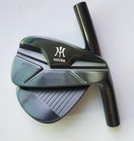4c6c040320478 Playwell 2018 tête de fer de golf MIURA M MC-501 noire forge fer forgé  foret à bois tête de golf en acier au carbone