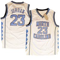 c51b41b1e577 Wholesale throwback basketball jerseys for sale - Mens North Carolina UNC  Tar Heels MichaelJordan Basketball Throwback