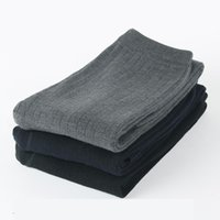 Wholesale heavyweight jerseys for sale - Group buy new arrival Winter Men Wool Double Thick Pants Exquisite Worsted Pilling Warm Casual Elastic Waist comfortable size M L XL XXL