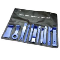 дверной инсталлятор оптовых-CNIKESIN авто интерьер удаление инструменты для ремонта крепежа клип плоскогубцы двери автомобиля панель установки ремонт удаления инструмент пластиковые монтировку инструмент