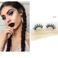YAOPOLY 3D Faux Mink Silk Eyelashes Customize Boxes Hand Made 3D Silk False Eyelash Private Label Makeup
