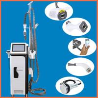 Wholesale vacuum lift resale online - Vacuum velashape Cellulite Reduction Slimming Machine cavitation face lifting Face Vacuum Slim Weight Loss Skin Lifting Device