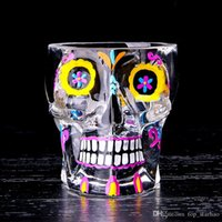 Wholesale drink games - Game Of Thrones Skeleton Cup Mug Stainless Steel Wine Glasses Gilf Whiskey Cup Party Drinking Skeleton Claw Beer Steins HH7-907