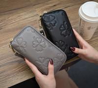 ingrosso grande telefono chiave-New lady grab mano stretta piccola borsa mano stretta piccola borsa joker con grande capacità portachiavi cellulare