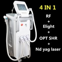 Wholesale tattoo removal laser machines sale - Rf machines for sale handle laser ipl hair removal nd yag laser tattoo removal used spa equipment