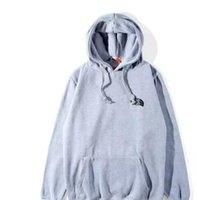 chemises à manches longues à la mode achat en gros de-nouveau hommes femmes chemise visage livraison gratuite veste à capuche manteau nord à manches longues le sweat à capuche chemise à la mode été 009