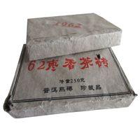ingrosso fare c-250g C-PE086 Tè Puerh più di 50 anni Prodotto nel 1962 Anno Tea Brick pu er Tè biologico puer maturo