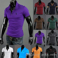Wholesale casual clothes online - New Fashion Men s T Shirt Men Brand Designer T Shirts Short Sleeves clothing Tops Hip Hop Blank Shirts Online Sale