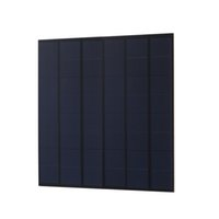 Wholesale mp3 tests online - 4 W V DIY Solar Cell Panel Waterproof PET Encapsulated Solar Cell DHL Shipping for Solar Project and Experiment Test