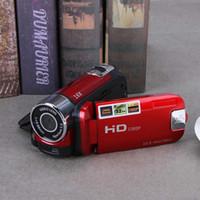полный hd видеокамеры cmos оптовых-2018 Цифровая видеокамера 22MP Full HD 1080P 32 ГБ с 16-кратным зумом Мини-видеокамера DV-камера WiFi 3.0