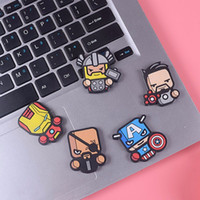 Wholesale magnets for sale for sale - Group buy Cartoon Cute Fridge Magnets Stereo Guardians Of The Galaxy Refrigerator Magnet For Home Decoration Stickers Hot Sale xl BB