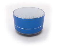 blaues notebook mini großhandel-blaue farbe A10 metall Bluetooth audio mobile computer notebook dedizierten subwoofer mini stahlkanone wireless karte kleinen lautsprecher