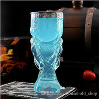 Wholesale night clubs europe - FIFA World Cup Wine Glasses Beer Mugs Whiskey Glass 750ml Night Club Bar Beer Steins Wine Cup 2018 Russia World Cup