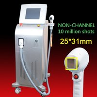 Wholesale homes cost - laser 808 Home Salon Use Painless 808 nm Diode Laser Chest Brown Hair Removal Machine with Low Cost